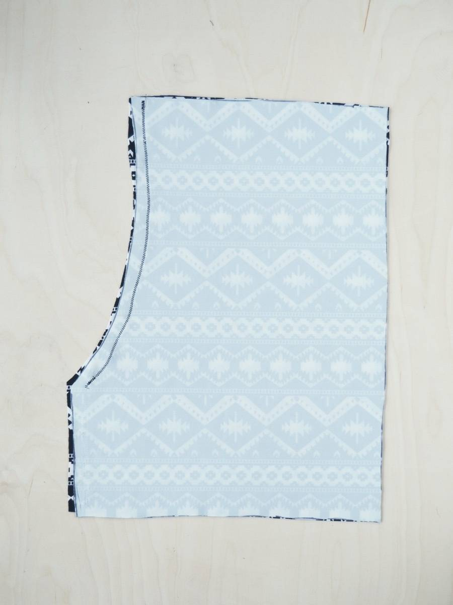 How to sew shorts without needing a pattern
