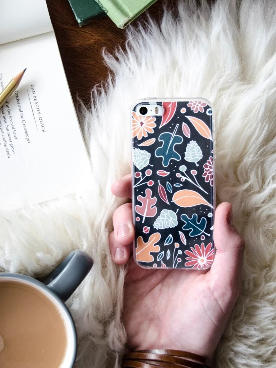 Fall iPhone Case Designs You Can Print