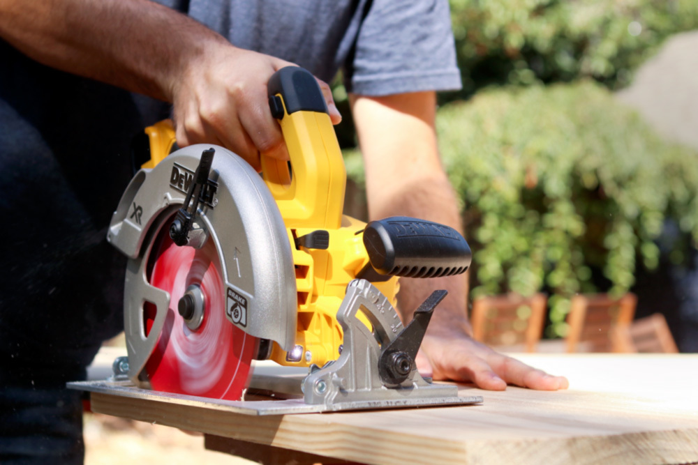 Power Tools 101: How to Use a Circular Saw