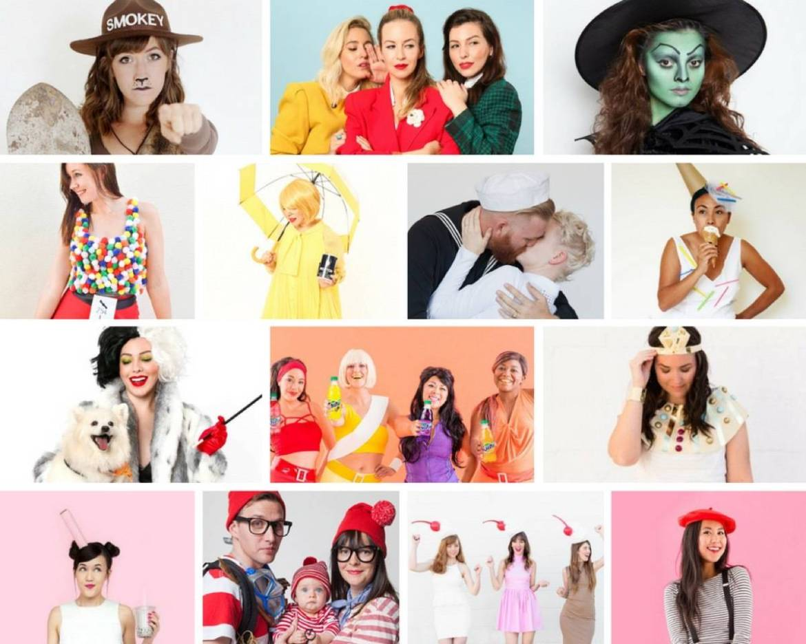 128 Ideas on What to Be for Halloween