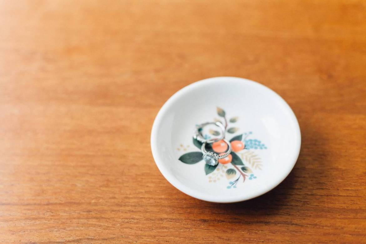 DIY Mother's Day Gift Ideas: Ring Dish