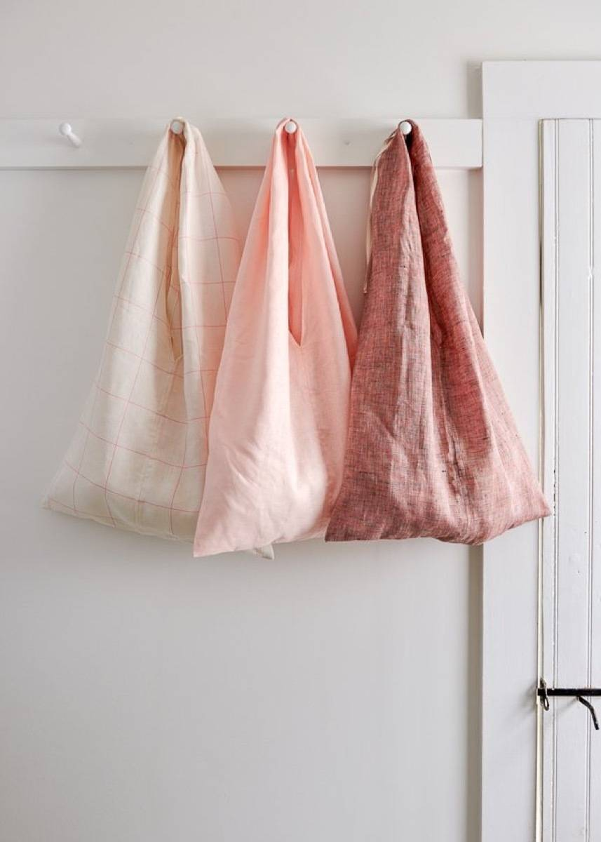 DIY Mother's Day Gift Ideas: Market bags