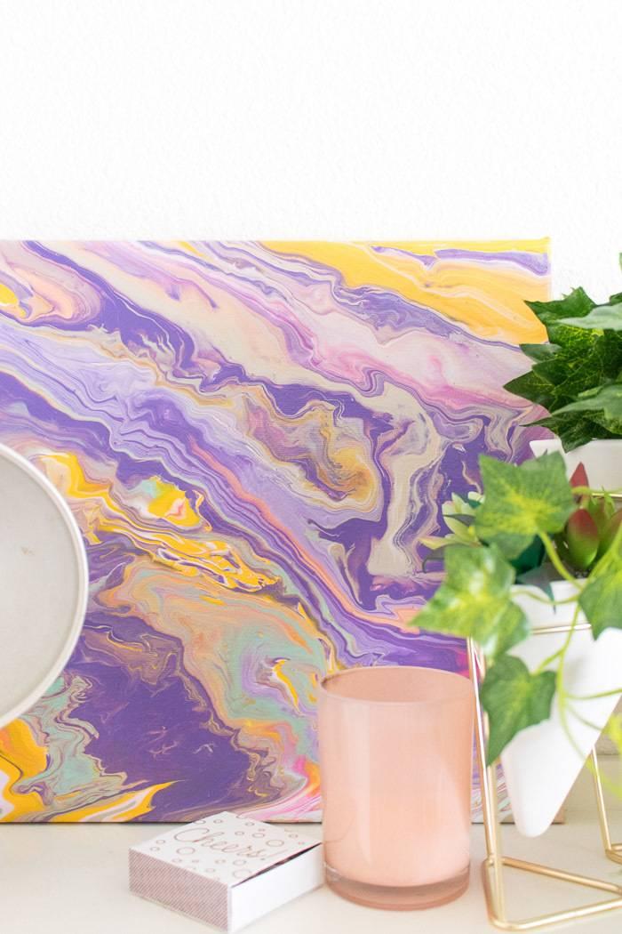 Make this!: Fluid abstract art
