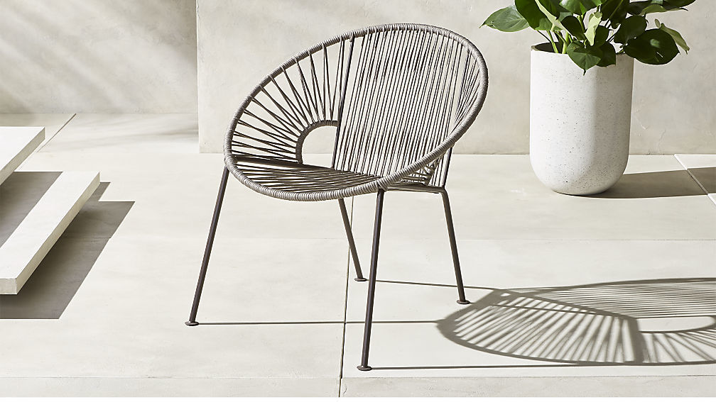 CB2 Ixtapa Chair