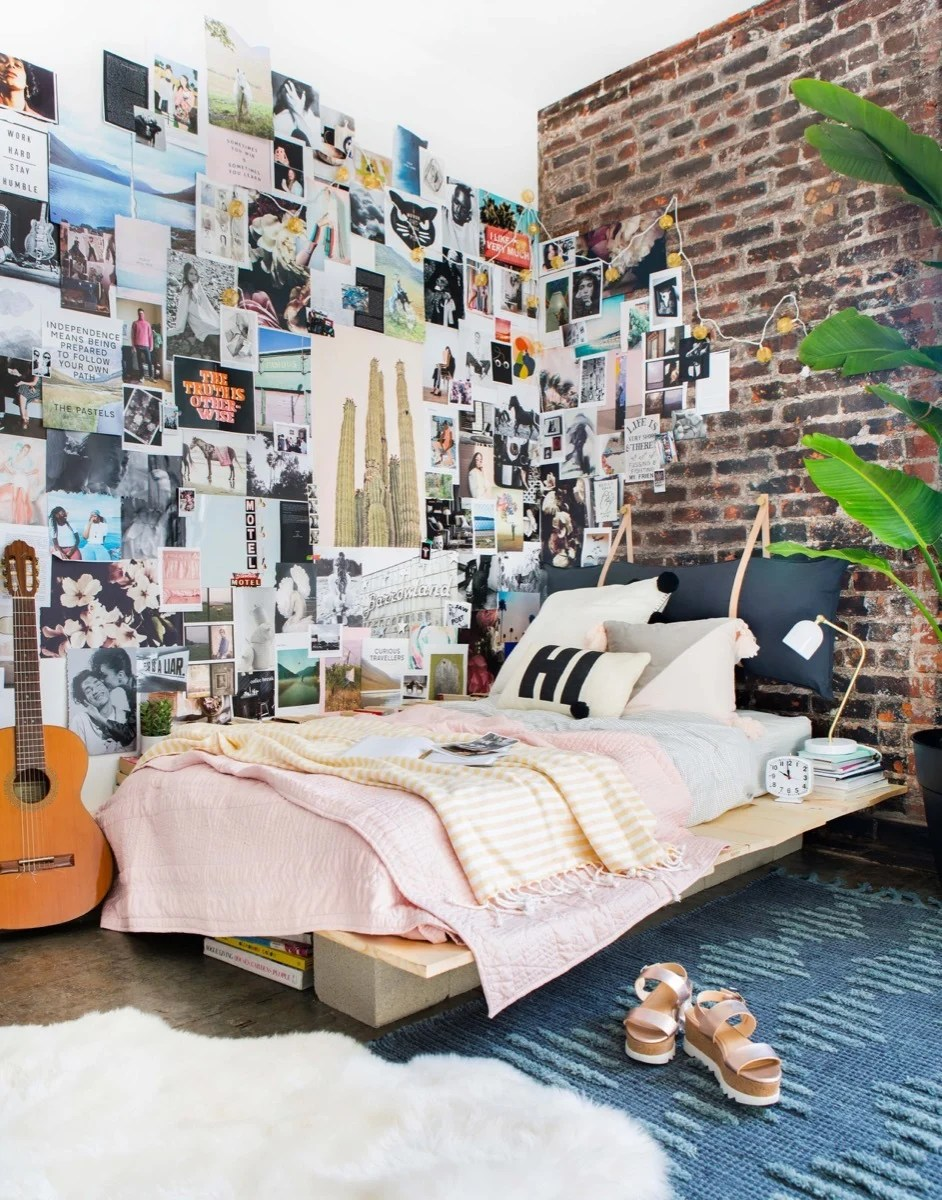 Before and After: Dorm room decor ideas