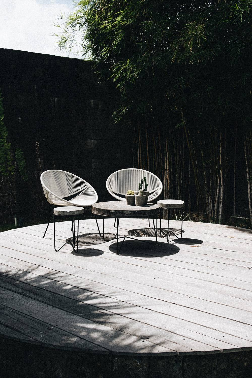 Fall chores: Store outdoor furniture