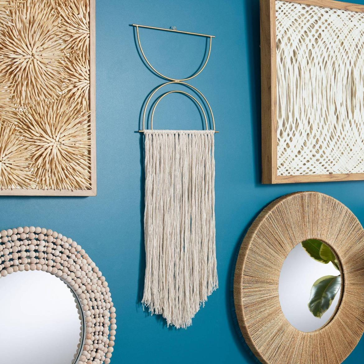 Shopping Guide: 10 Textiles To Indulge Your Modern '70s Side   By Curbly #vintage #textiles #decor