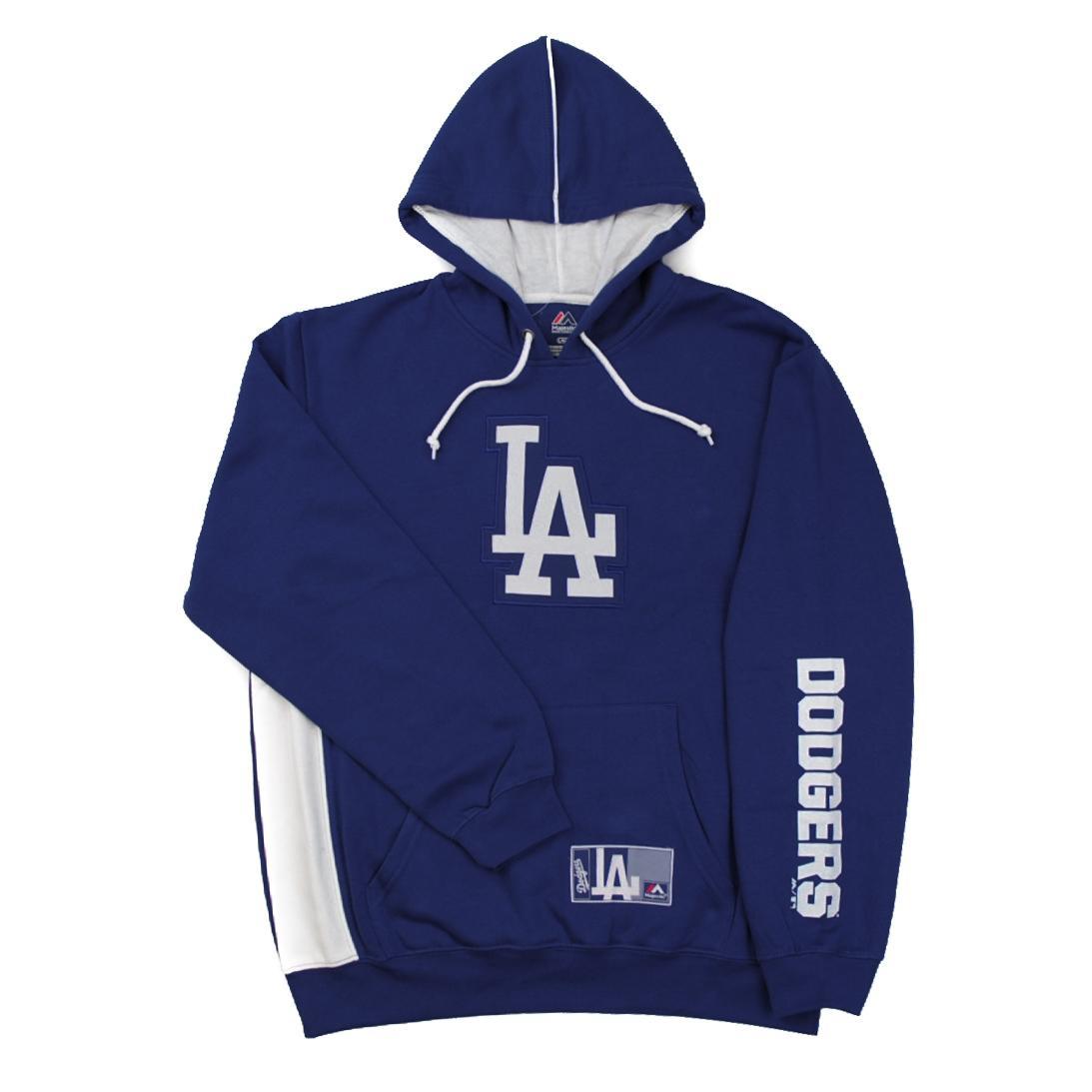 Los Angeles Dodgers Majestic Blue Stadium Wear Fleece