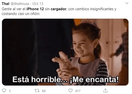 These are the best MEMES of the iPhone 12;  they don't have a charger either