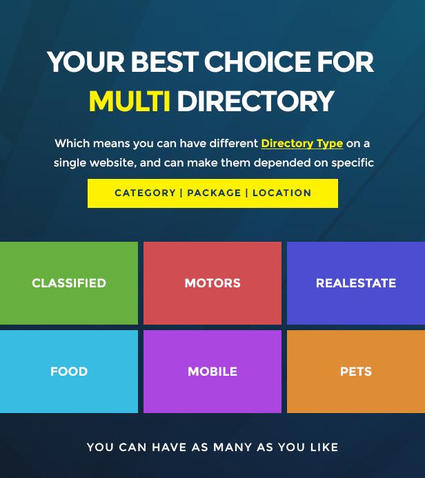 Multi Directory