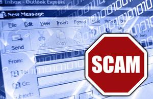 Scam image