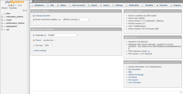"""Résultat de recherche d'images pour """"page administration php admin"""""""