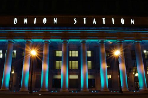 Union Station Il Map