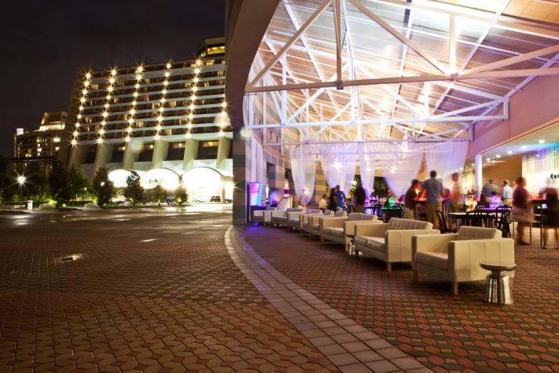 Contemporary Convention Center Porte Cochre Disney Travel Babble