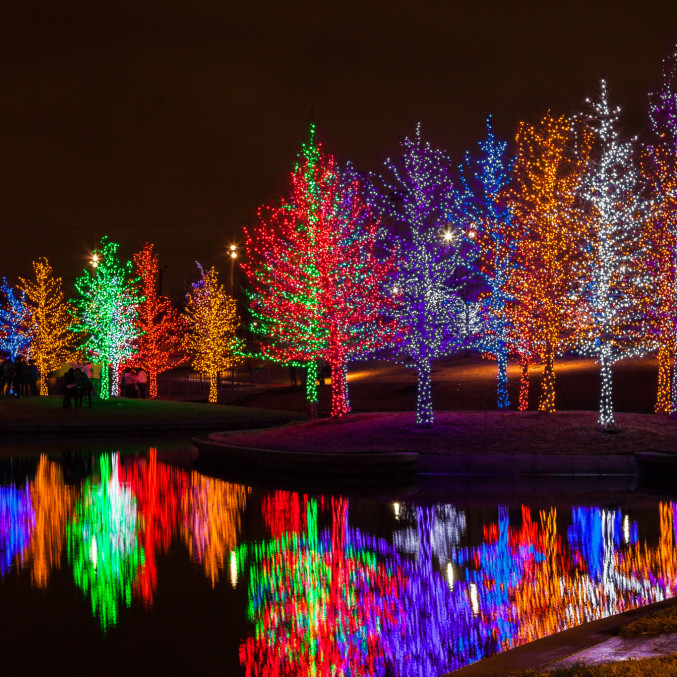 tree lighting celebrations in dallas