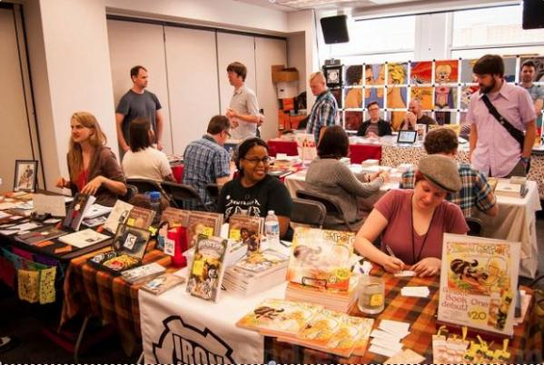 Chicago Alternative Comics Expo Invades Lakeview ...