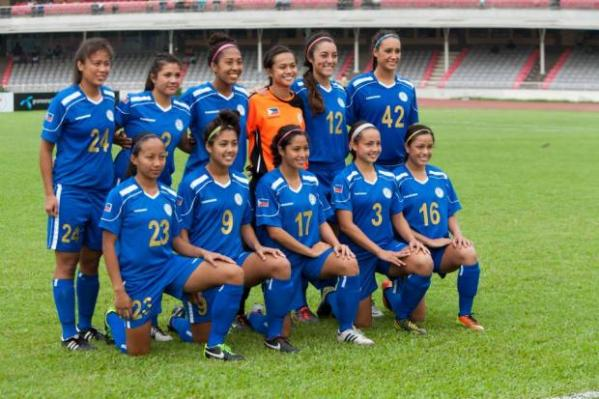 Loyola's Monika Lee Suits Up for Philippines Women's ...