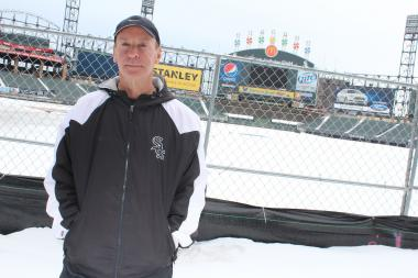 "Nicknamed ""The Sodfather,"" Roger Bossard is the Chicago White Sox head groundskeeper and a local legend."