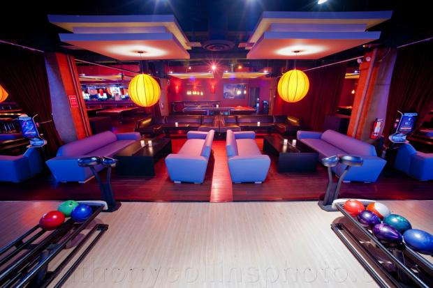 Hells Kitchen Bowling Alley Lucky Strike Celebrates Post