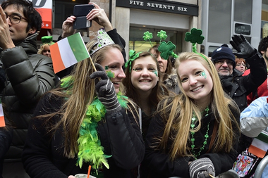 St. Patrick's Day Parade Road Closures to Snarl Midtown ...