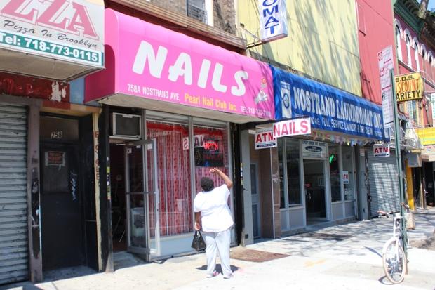 Open Late Nail Salon Katinabags On