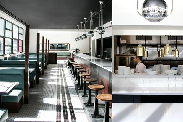 Nickel Amp Diner To Serve Eclectic Twists On Classic