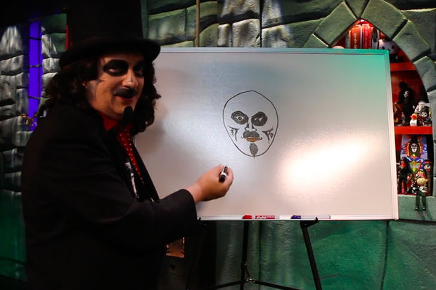How To Look Like Svengoolie Sven Shows