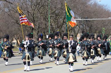 5 Years Without An Arrest At South Side Irish Parade ...