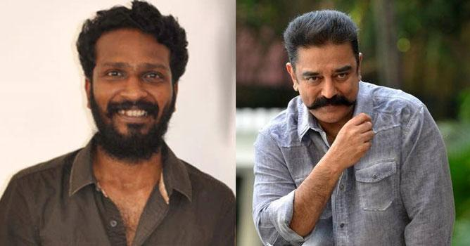 Kamal Haasan to star in Vetrimaran's next film ?;  The film is reported to be a popular novel