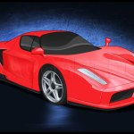 How To Draw A Ferrari Step By Step Drawing Guide By Dawn Dragoart Com