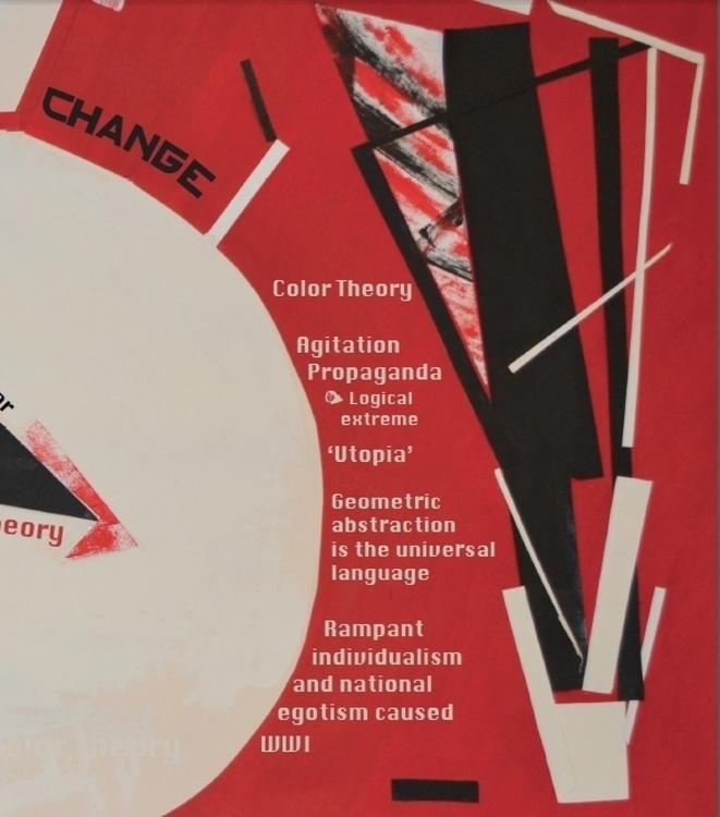 El Lissitzky Beat Whites