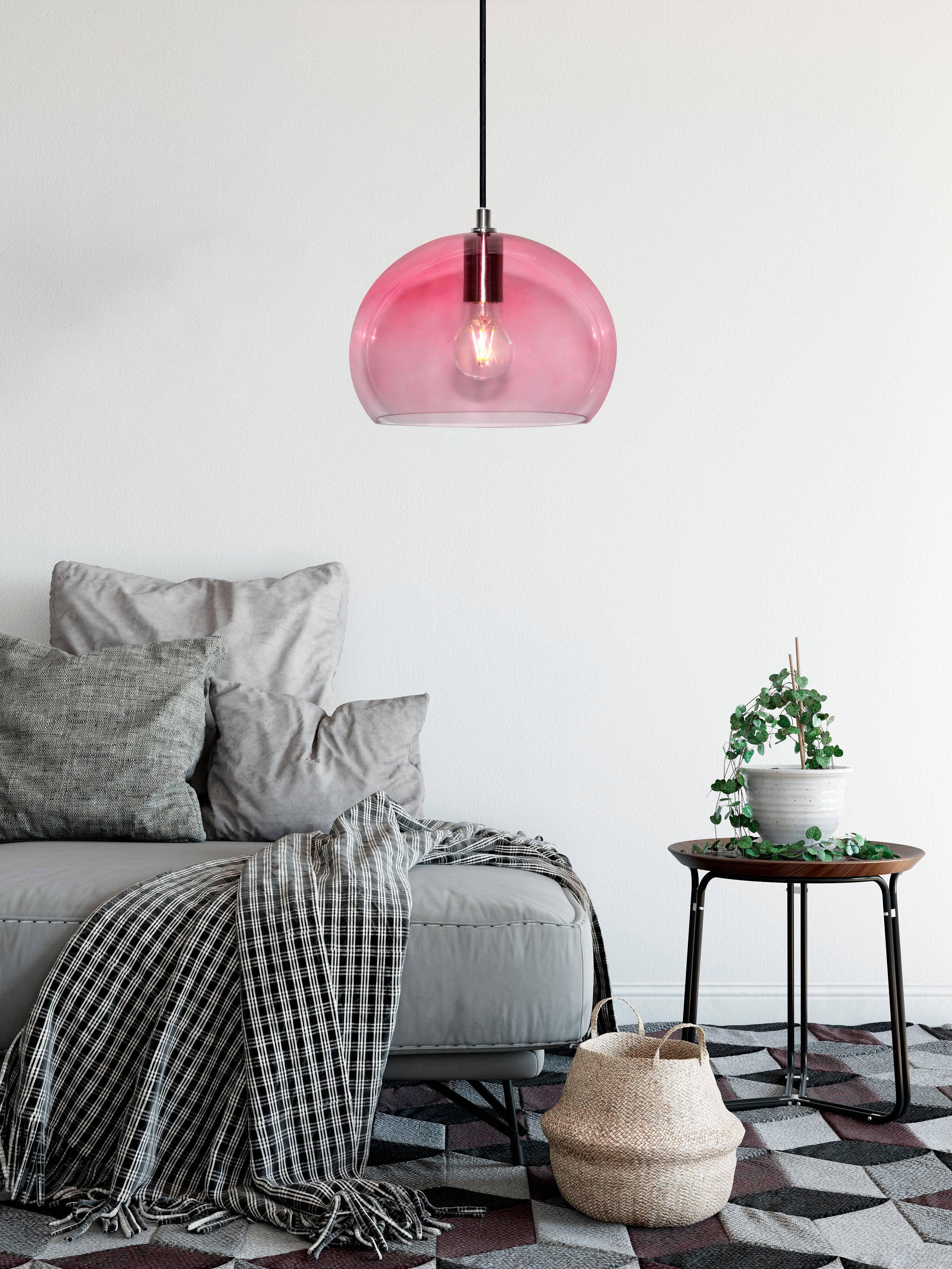 Lighting By Havso Loftlampe Smoky Rosa Belysning Homeroom Dk