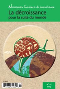 Nouveaux Cahiers du socialisme. No. 14, Automne 2015