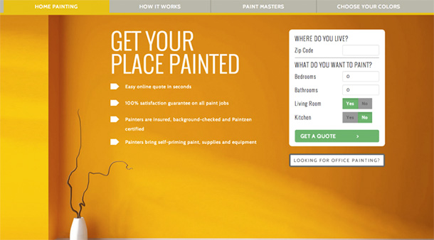 Need a Room Painted? This New Startup Wants to Streamline the Whole Process.