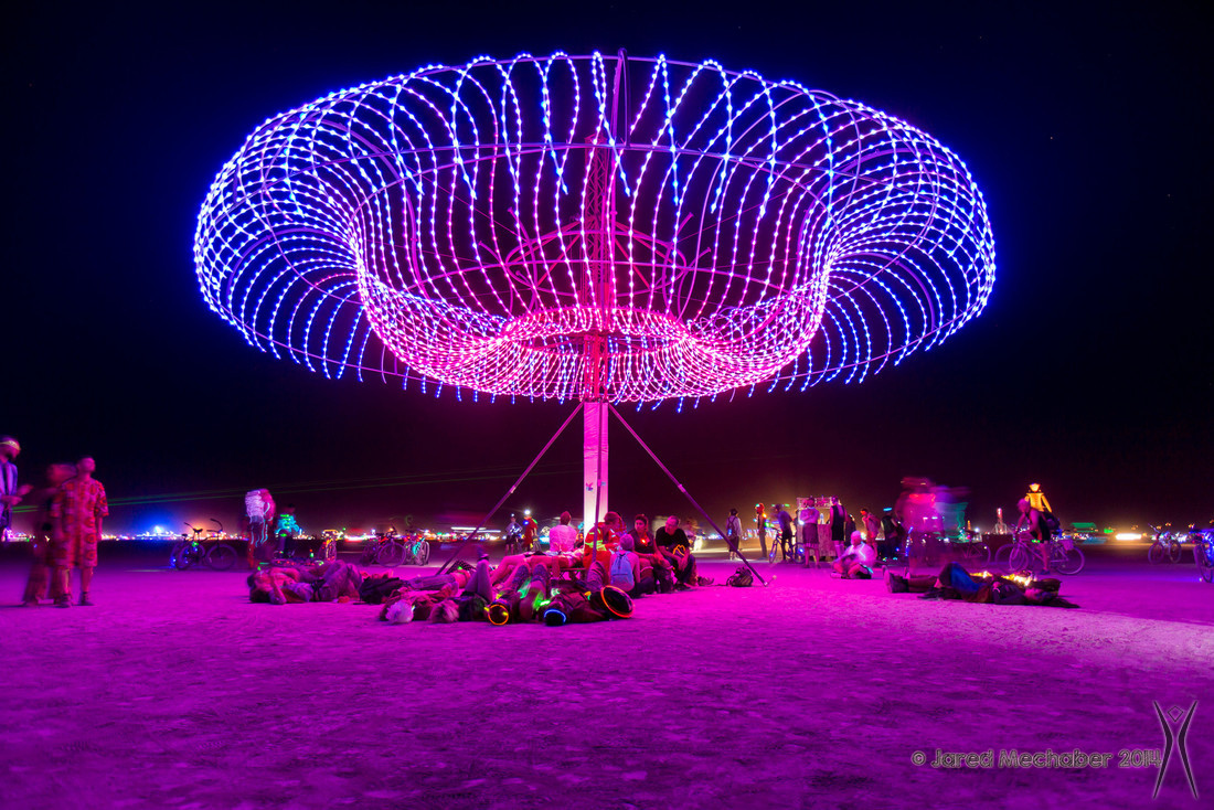 Lessons From Burning Man on How to Unlock Creativity and Think Big