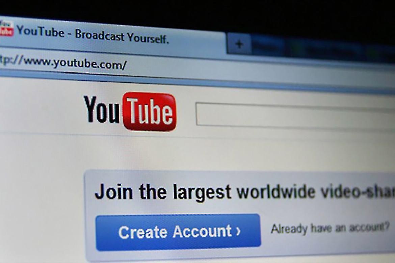 Make YouTube video tutorials