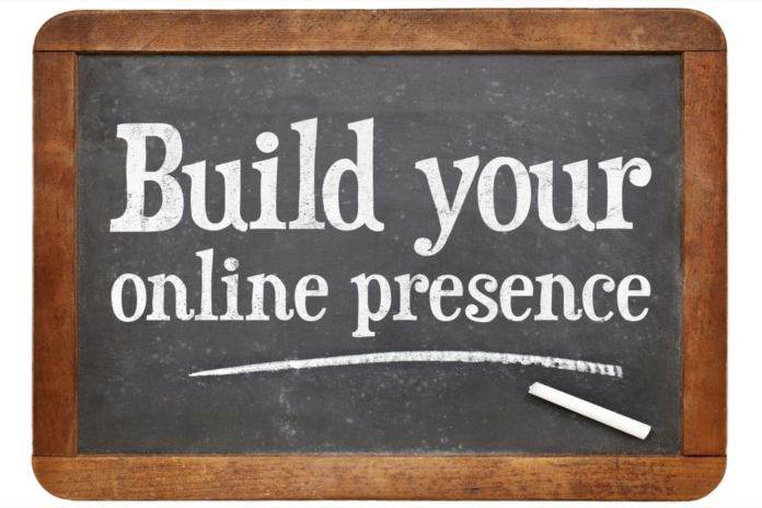 Create and popularize a website