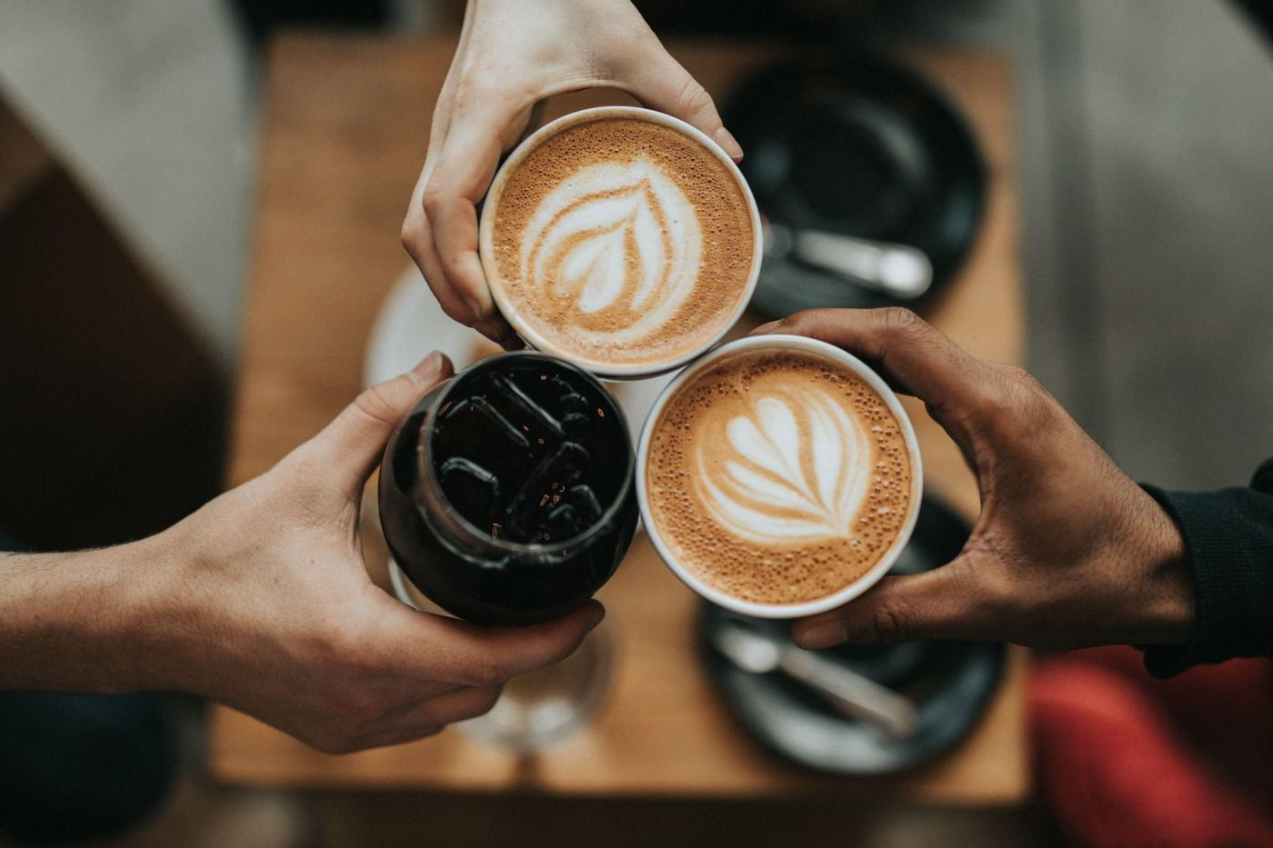 Una idea de negocios diferente! Abre un bar de café