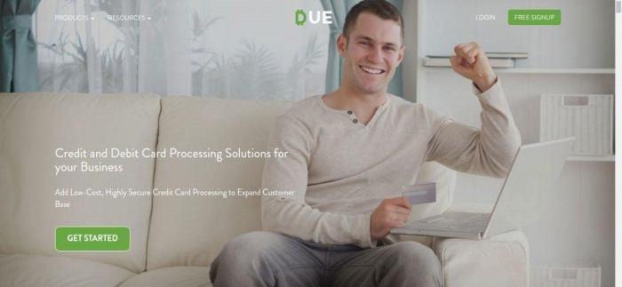 Aceite pagamentos online e em celular