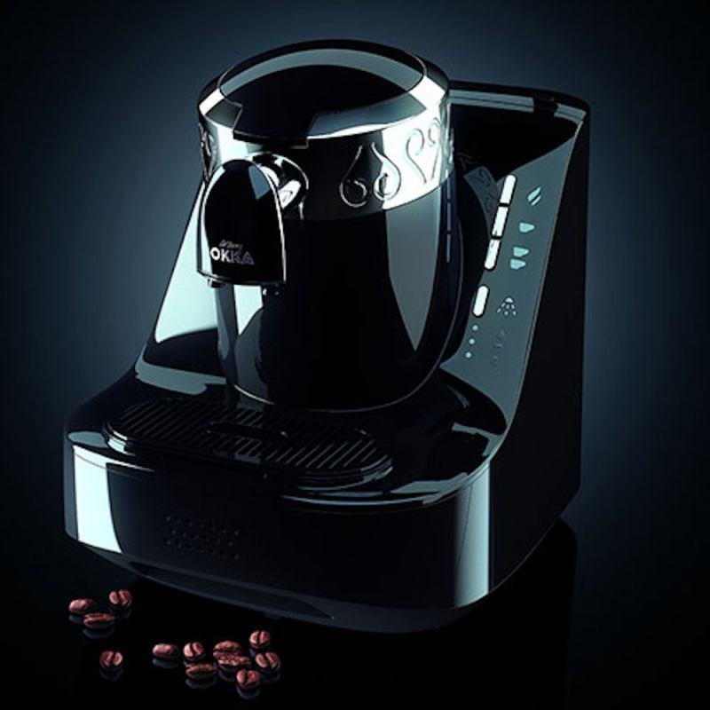 Arzum Okka Automatic 120V Turkish Coffee Maker