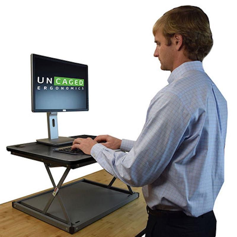 CHANGEdesk Mini Standing Desk Converter