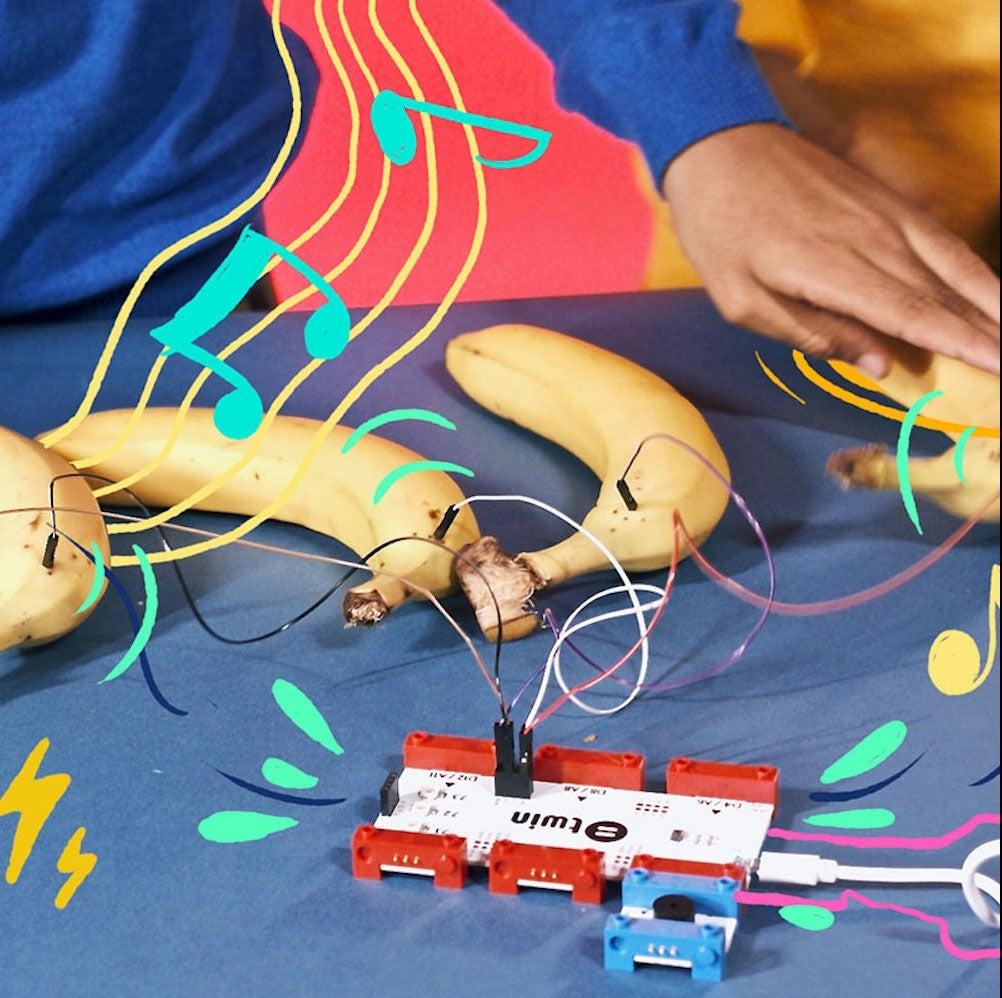 Le kit de démarrage de STEM: kits de robotique et de curiosité