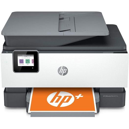 Best All-in-One: HP OfficeJet Pro 9015e ($230)