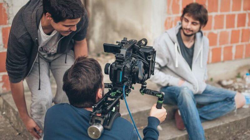 Photographer or videographer