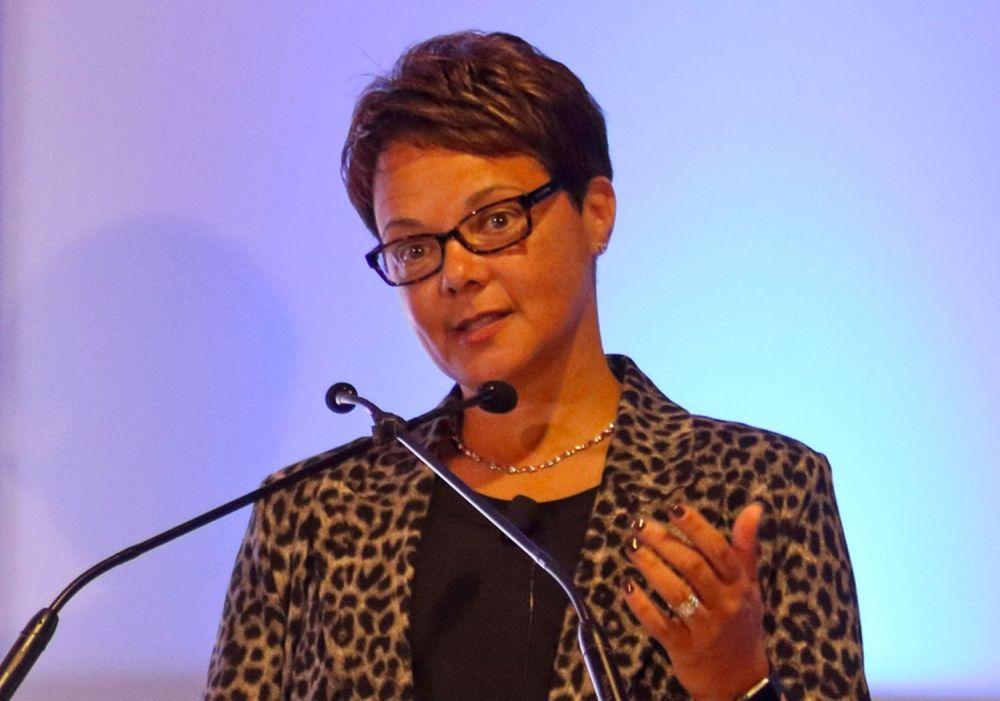 Yvette Hunsicker (VP, Honda)