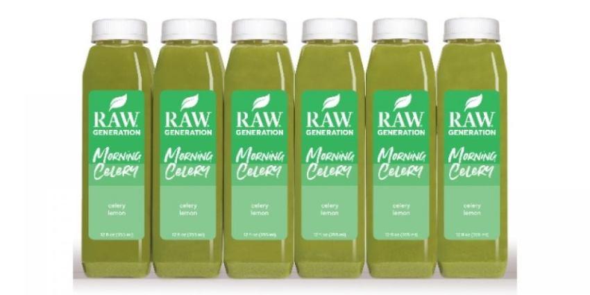 Daily Greens Celery Juice