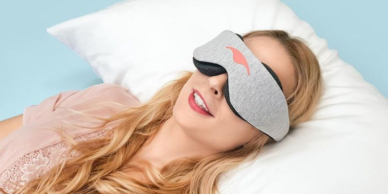 Manta Sleep Mask v2 & Blackout Stickers
