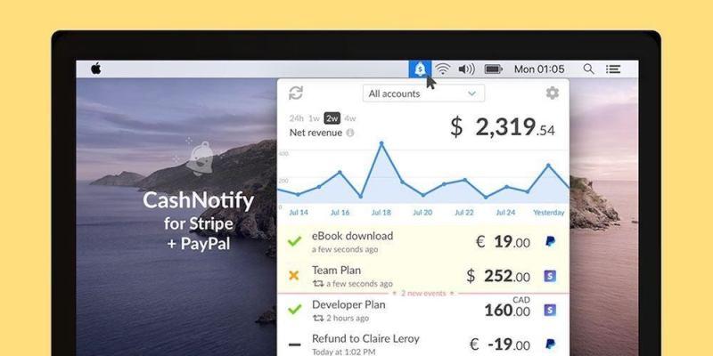 CashNotify Pro