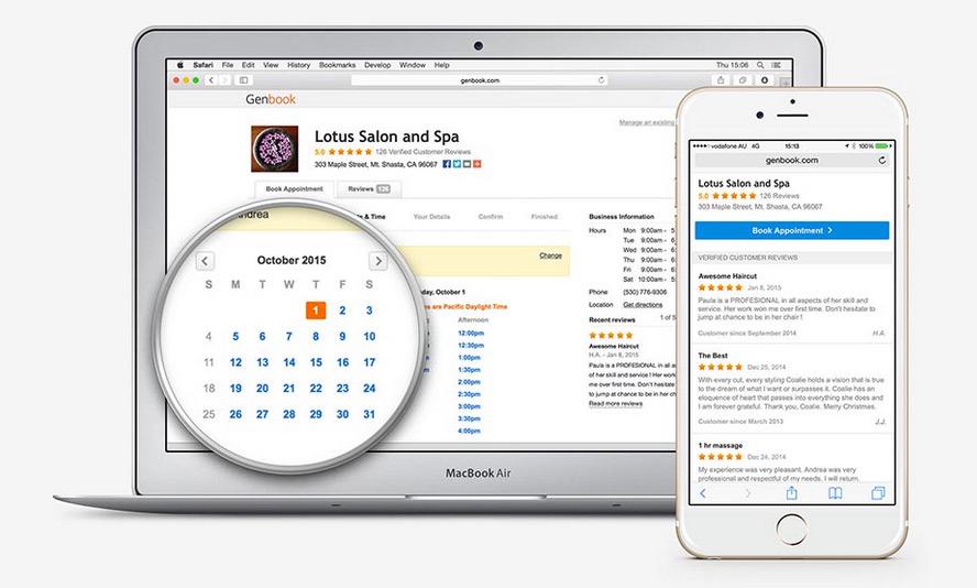GenBook app