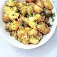 German Potato Salad with Dill / Christopher Testani